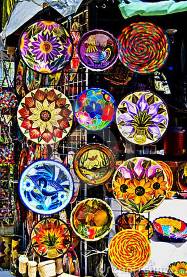 Mexican Pottery http://america.de/nordamerika/mexiko