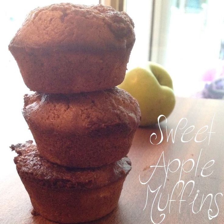 Sweet Apple Muffins {Thermomix Recipe} | Keeper of the Kitchen
