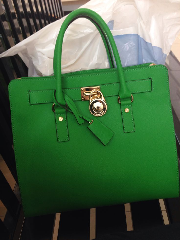 22 best Green Bags images on Pinterest | Green bag, Bags and Green