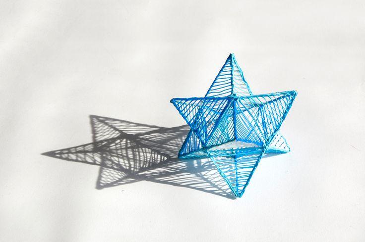 Marie Rouillon – Materials & Textiles   3D Pen Tutorials