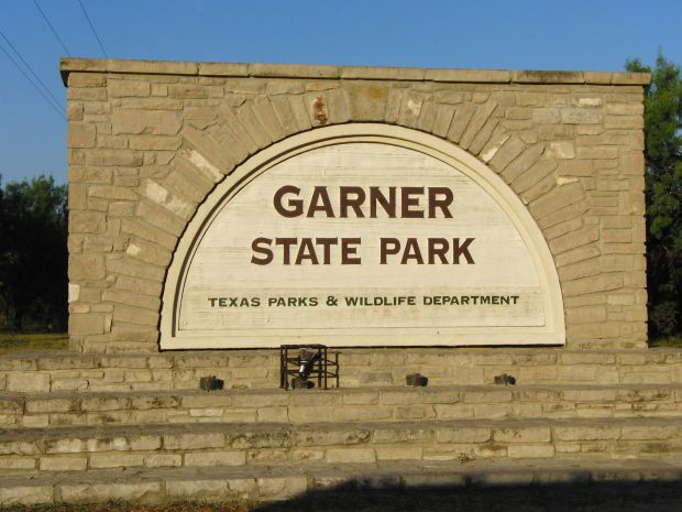 Everyone should go to Garner State Park at least once in their life!  Two step at the Saturday night dance, chill in the Frio River and climb (or imagine) climbing up Old Baldy!