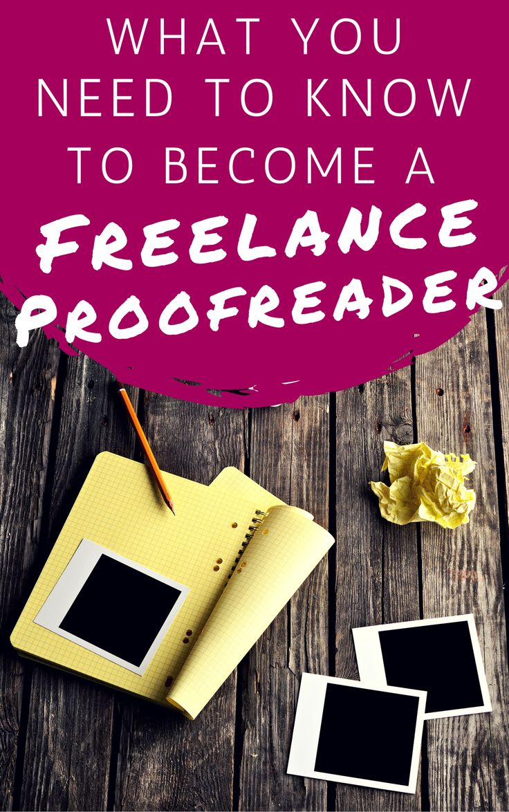 Everything you need to know to become a freelance proofreader (from an expert who started from scratch!)