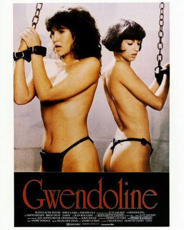 This image is from Gwendoline featuring Tawny Kitaen as Gwendoline