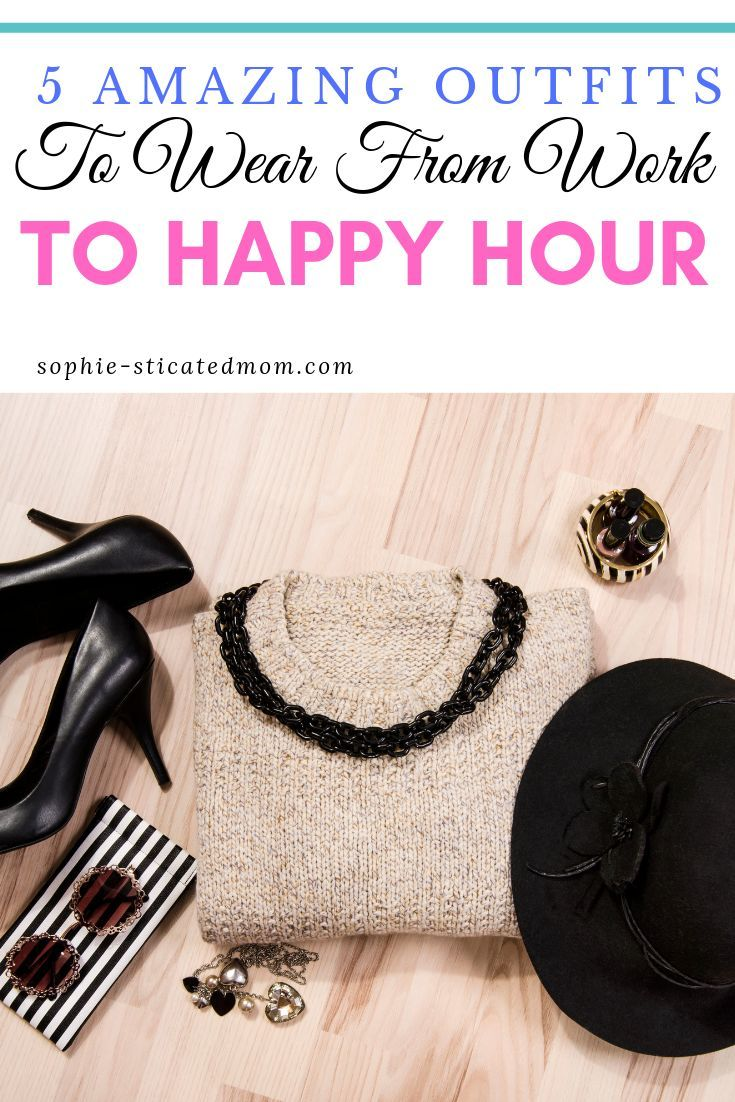 Business casual from worth to happy hour outfits. Perfect for a week night or af…