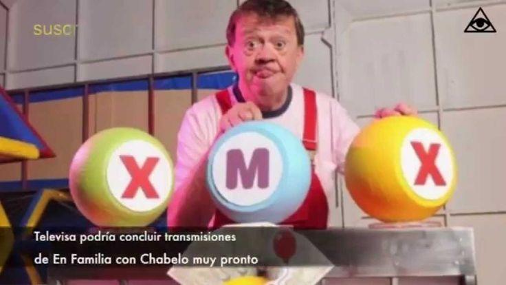 En Familia con Chabelo podría concluir transmisiones muy pronto   Notici...