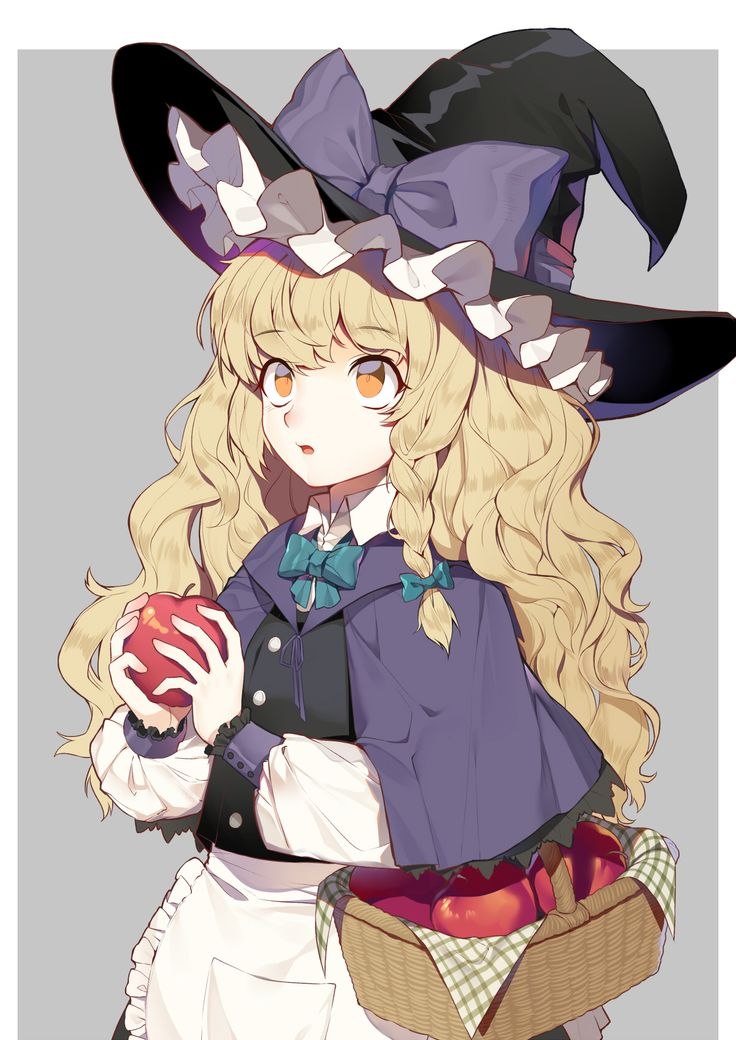 Kirisame Marisa~Touhou by greetload