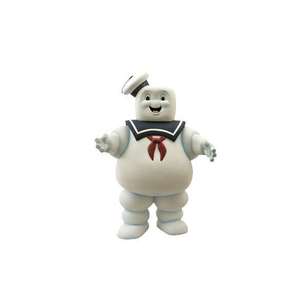 """Figura - Cazafantasmas - Muñeco Hucha Marshmallows  El """"terrible"""" monstruo de la película Cazafantasmas . 60 cms de muñeco de los Marshmallows"""