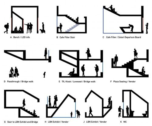 architectural drawings pinterest concept diagram architects and