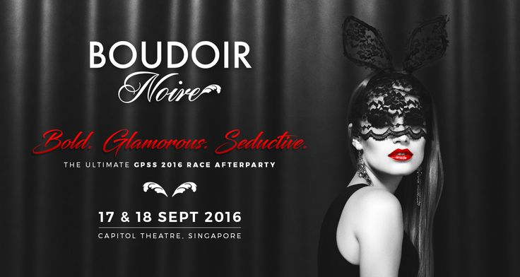Boudoir Noire - The hottest GPSS 2016 afterparty feat. The Box NYC