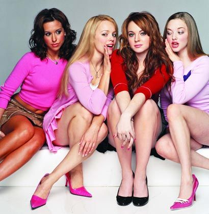 Mean Moms: the almost sequel to Mean Girls. It's the same author, new director, but with more housewives.