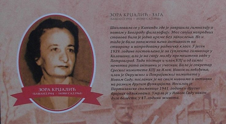 #ZoraKrdžalić - Zaga (1914-1961) /Izvor: Izložba na trgu/ #Zrenjanin https://flii.by/file/anb90dvsya4/