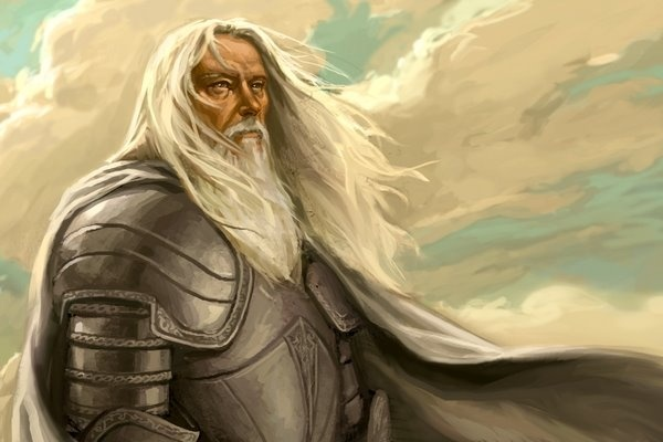 Ser Barristan Selmy, Game of Thrones- Mike Capprotti