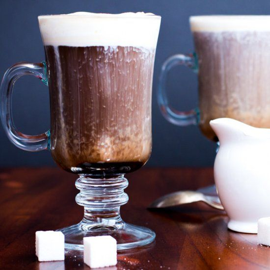 Make delicious and warming Irish Coffees like the famous Buena Vista Café in San Francisco from the comfort of your own home.
