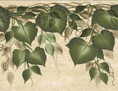 Ivy Vine Wallpaper Border   63995. Wall BordersWallpaper BordersWallpaper  BackgroundsKitchen ...