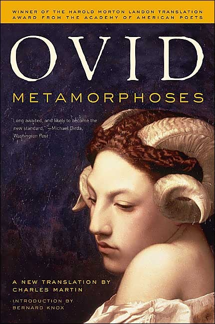 the benefits of creation in metamorphoses a poem by ovid Historical context for metamorphoses by ovid relates to:  with articles on literary style, issues of gender, politics and reception of ovid's poetry).