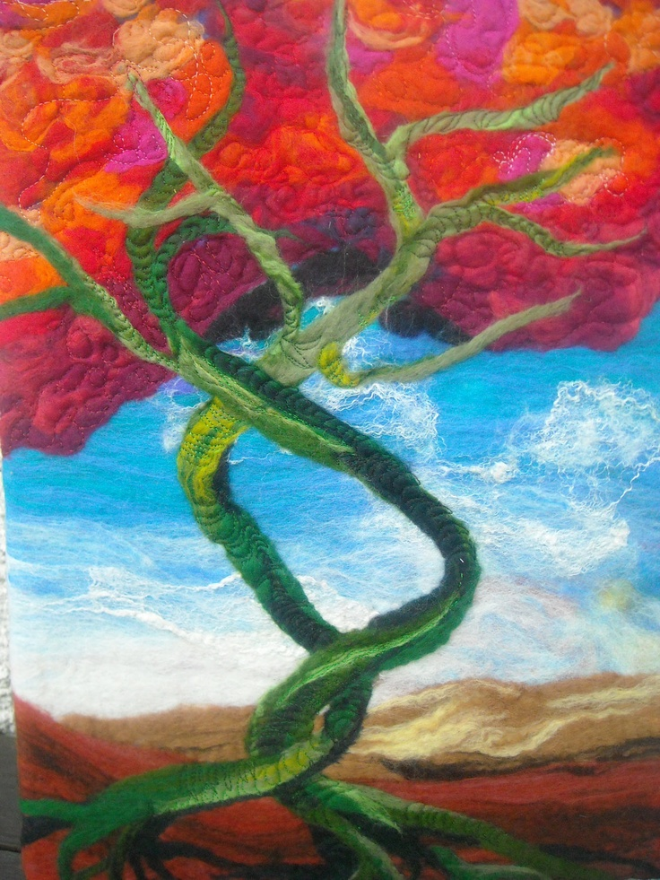 146 Best Images About Felted Pictures On Pinterest Birds