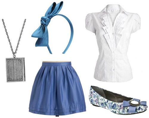 Disney Belle Fashion Inspiration: Blue Outfit, Fashion, Style, Disney Inspired, Disney Outfit, Disney Princess, Beauty And The Beast, Inspired Outfits, Belle