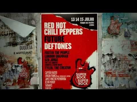 Super Bock Super Rock 2017 | Via Youtube |  Lisboa | 13-15 July Find out more in: http://www.superbocksuperrock.pt/en/en/ #Portugal