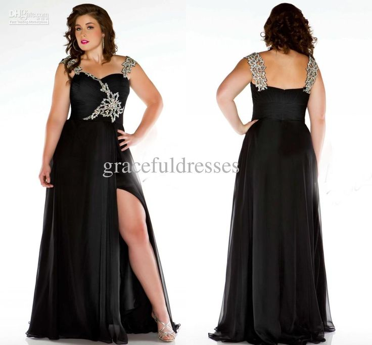 1000  images about Formal Dresses on Pinterest - Plus size formal ...