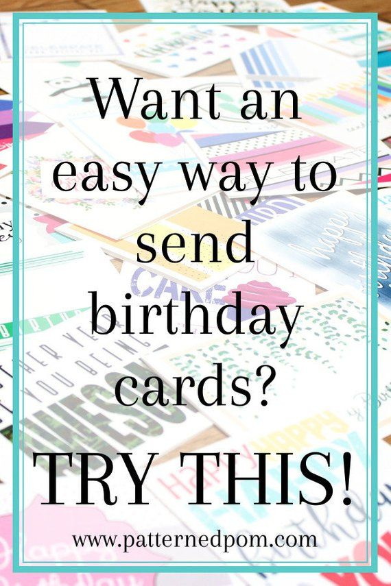 Send Out Birthday Cards Quickly And Easily With This Boxed Set Of Assorted Bulk Birthday Cards Included In Your Send Birthday Card Birthday Cards Card Set Box