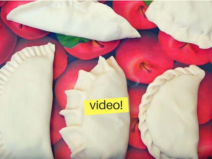 Cómo hacer repulgue de empanadas de forma fácil. Aprendé a hacer repulgue para empanadas con éste video que lo explica paso a paso!
