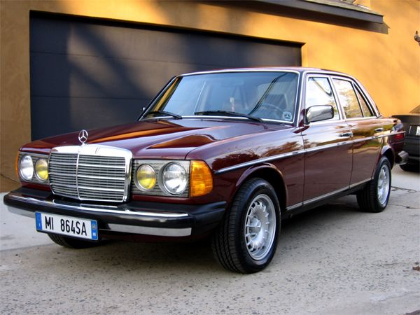 Probaby THE most dependable car ever built.  The Mercedes-Benz 240 & 300D  1983