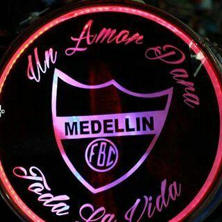 Deportivo Independiente Medellín...  El equipo del pueblo.