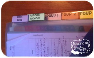 All Things Upper Elementary: Guided Reading Organization