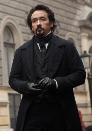 """Just saw """"The Raven,"""" and now need to re-read some Poe! Good Movie!"""