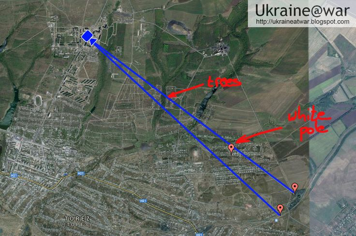 Ukraine@war: Launch location detected of missile that brought down MH17