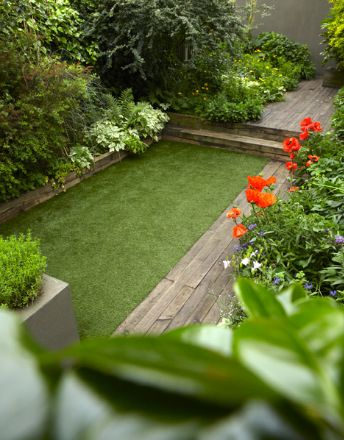 Landscaping for a small backyard
