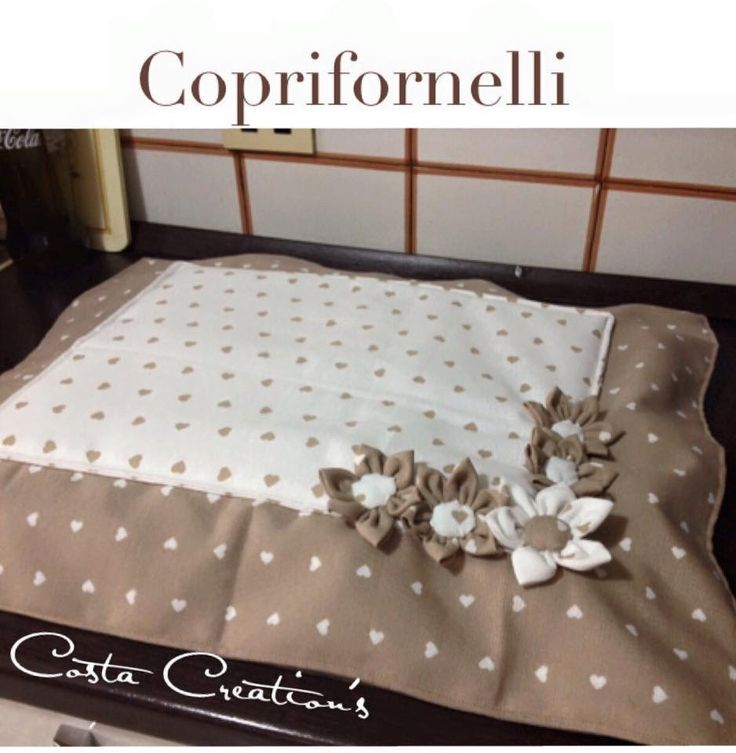 copri  fornelli floreale di CostaCreation su Etsy