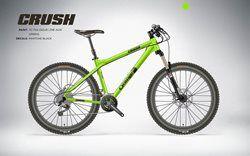 Orange Crush AM 2015 Mountain Bike
