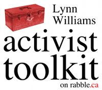 New WIKI for members of Rabble.ca to share and connect around activist resources. Activist Toolkit   rabble.ca