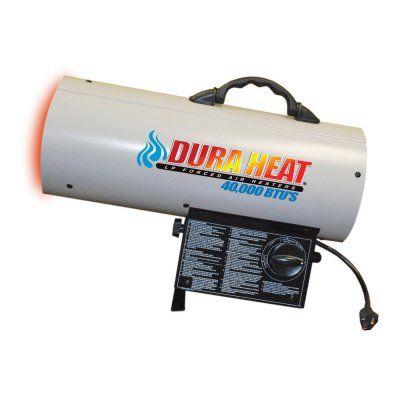 Dura Heat GFA40 Propane Forced Air Utility Heater - GFA40