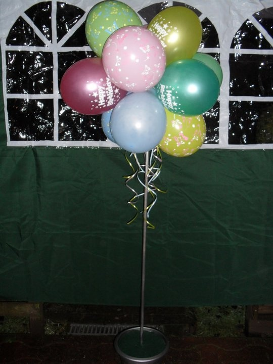 Birthday topary tree by Body Image Beauty and Boutique
