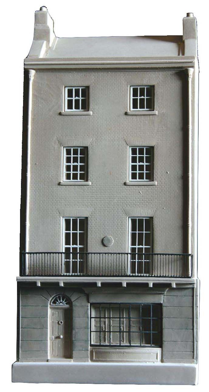 Sherlock Holmes House Bookend by Timothy Richards via Washington Post. $135 #Bookend #Timothy_Richards