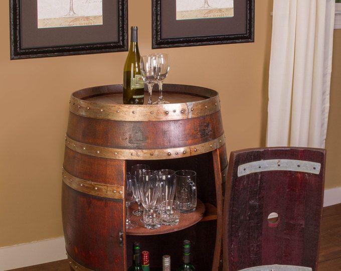 Best 20 Wine barrel table ideas on Pinterest  Whiskey