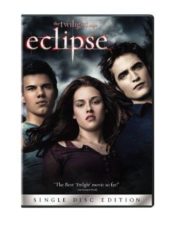 Thrid twilight movie