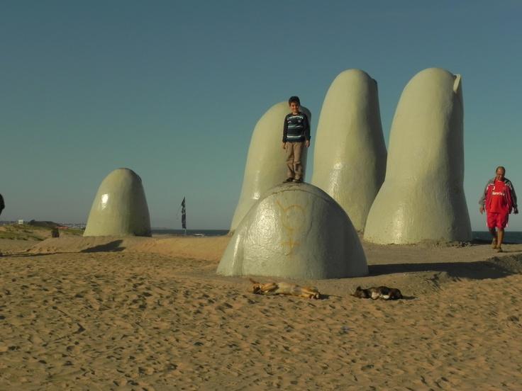 Mario Irarrázabal, Punta del Este, 1982