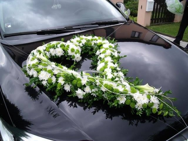 flowers wedding car aliexpress  Recherche Google  For ma