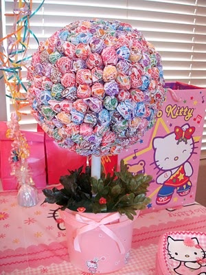 Dum Dum Lollipop Tree