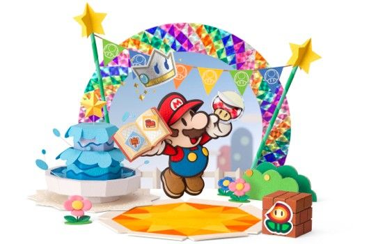 Paper Mario Sticker Star review Looks good on paper