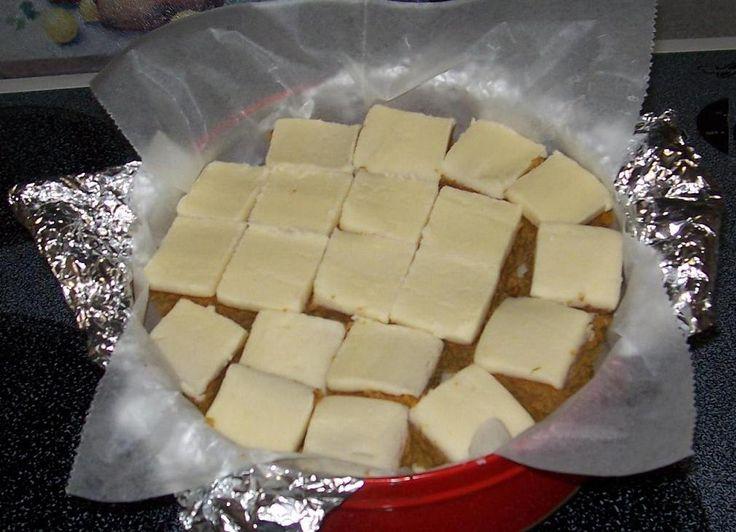 "Paul's Pumpkin Bars - Makes 10"" X 15"" pan! Bar cookies,recipe: ..."