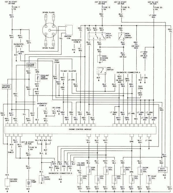 2005 Honda Accord Bulb Diagram Wiring Schematic