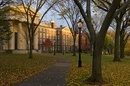 The Brown University is a private, Ivy League in Providence, R.I.