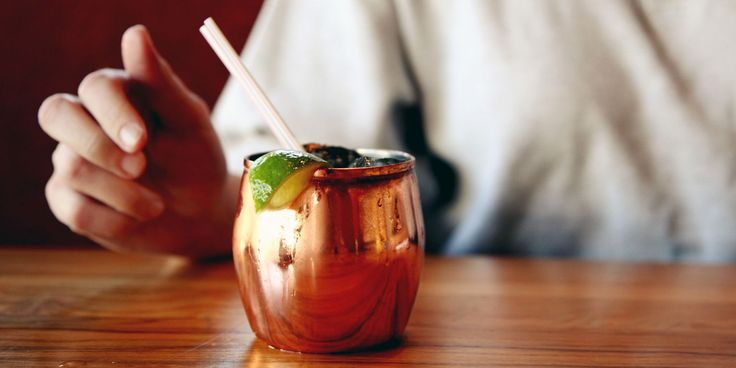 And its delicious cousin, the Kentucky Mule.