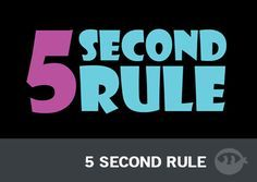5 Second Rule | Fun Ninja Youth Group Games