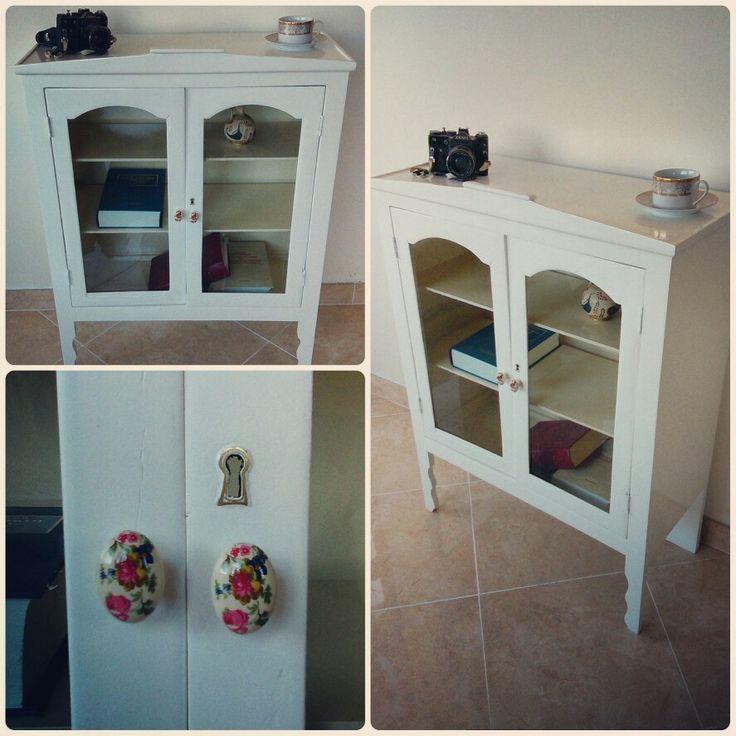 Αυτή την φορά αναπαλαίωσα ένα έπιπλο.. #vintage #furniture #restoration #retro #αντικα #joy #love #design #άποψη #στυλ #φτιαξτομονοςσου