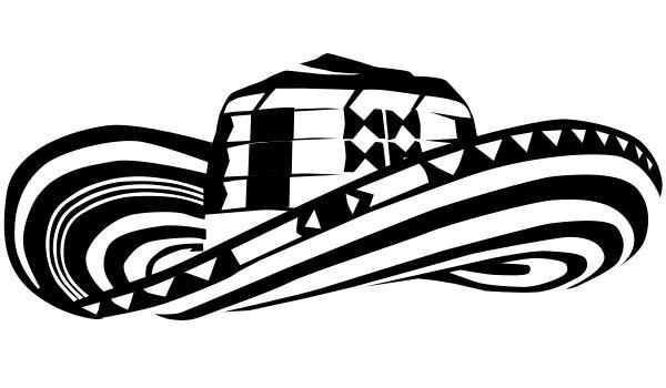 File:Sombrero vueltiao stylized.svg - Wikimedia Commons
